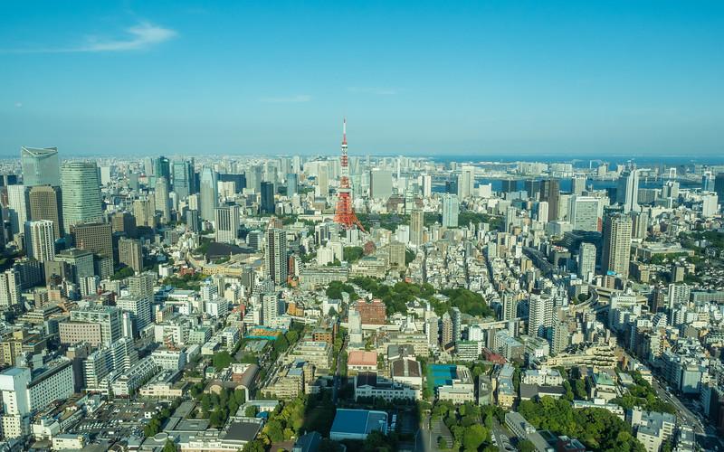 Tokyo Panorama, Japan