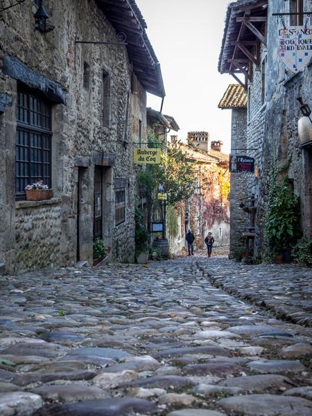 Little Street, Pérouges