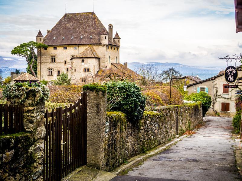 Château de Yvoire, France