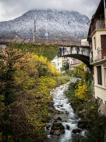 Dividing Waters, Switzerland, France, Saint-Gingolph