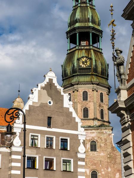 Watchmen, Riga, Latvia