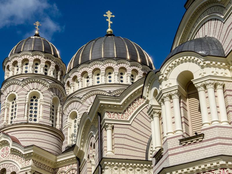 Nativity Orthodox Cathedral, Riga