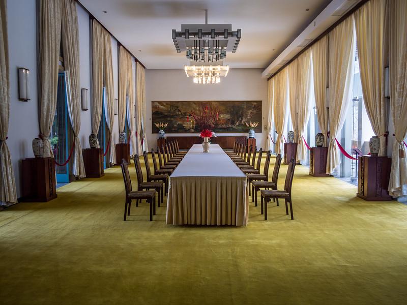 Banquet Hall, Reunification Palace, Saigon