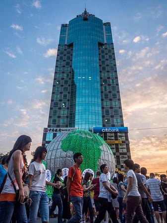 On Top of the World, Saigon