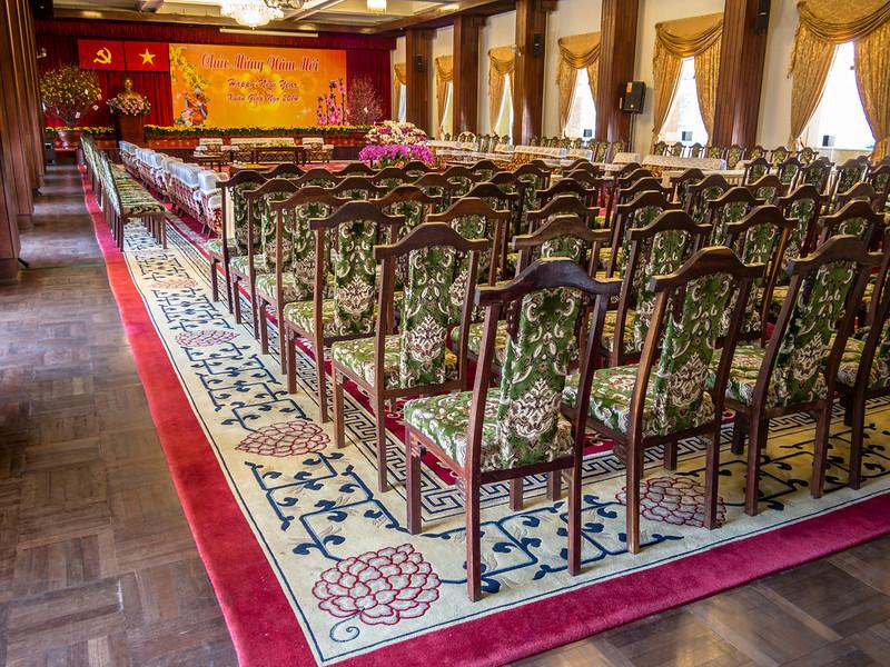 Assembly Hall, Reunification Palace, Saigon