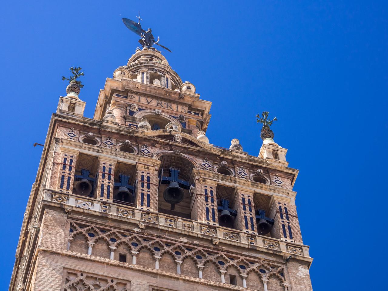 The Bells of La Giralda, Seville