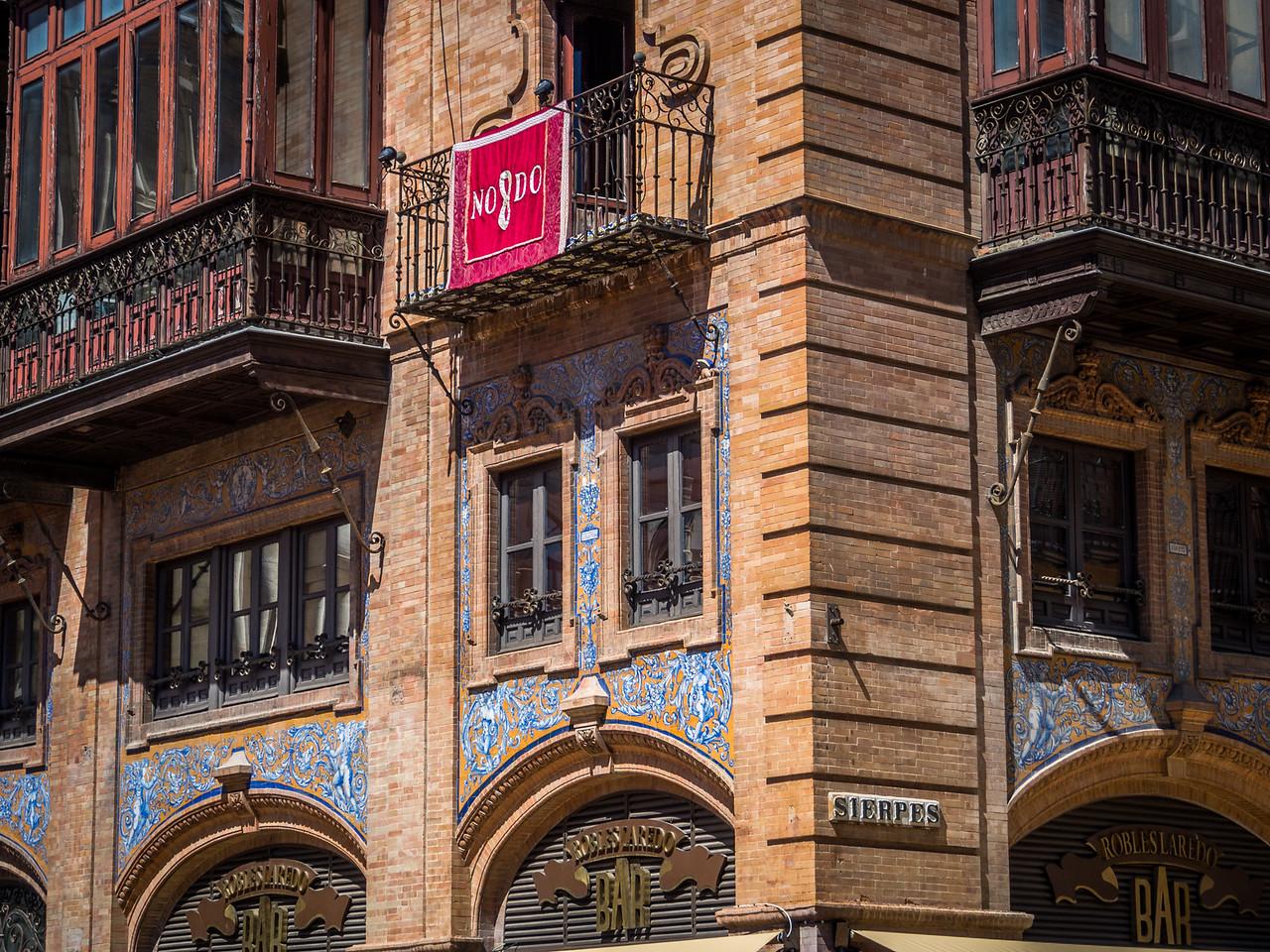 Corner of Sierpes, Seville