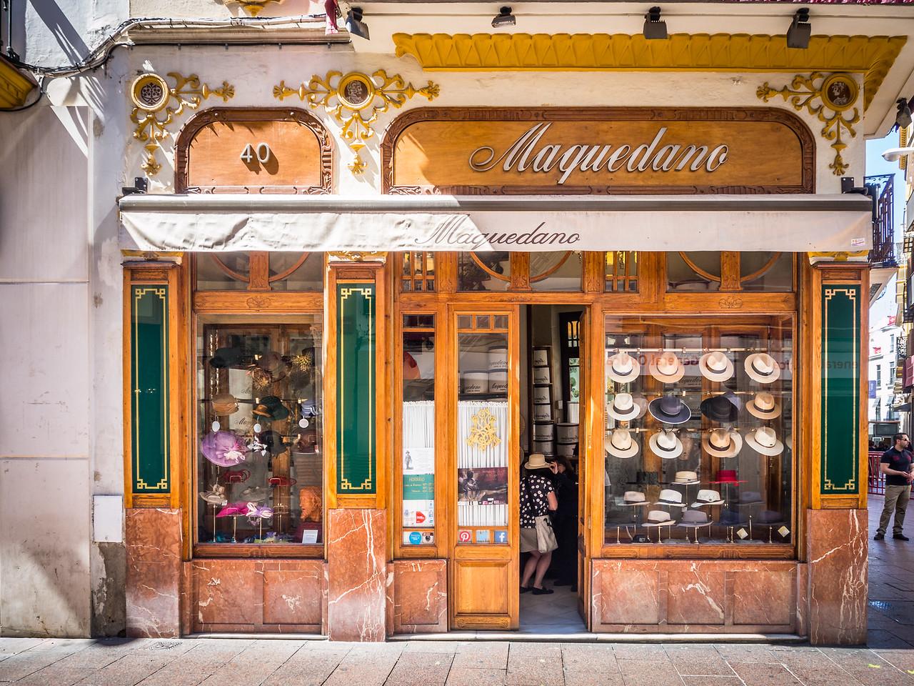 Maquedano, Seville