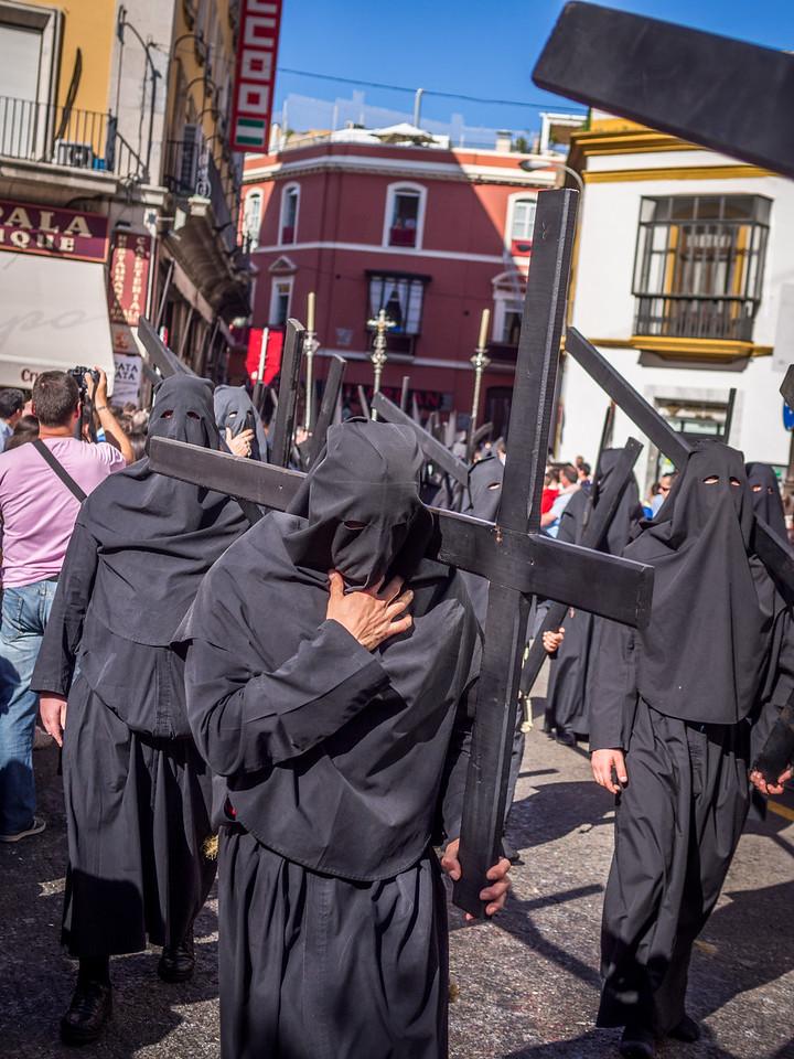 The Penitentes, Seville