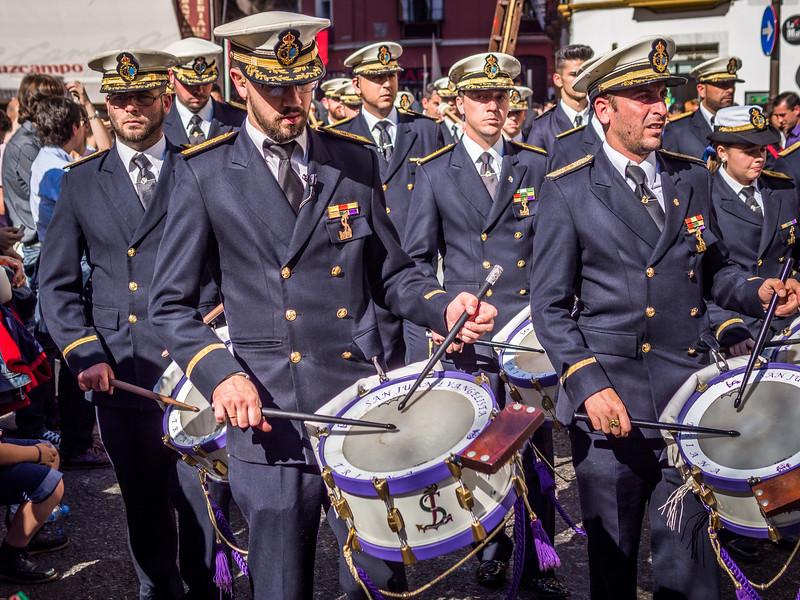 Drummers, Seville