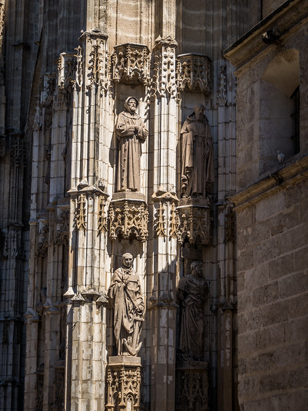 Saints and Apostles of the Cathedral, Seville