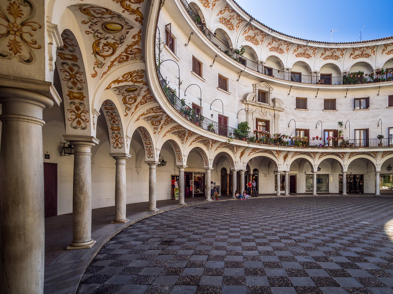 Plaza de Cabildo, Seville