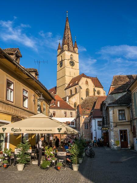 Quiet Square, Sibiu