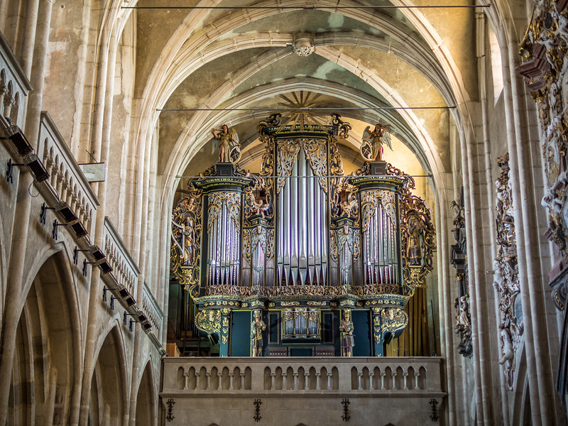 Organ of the Lutheran Church, Sibiu