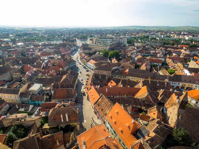 Into the West, Sibiu