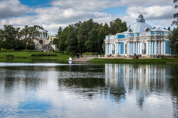 Lake Gazebo, Tsarskoye Selo
