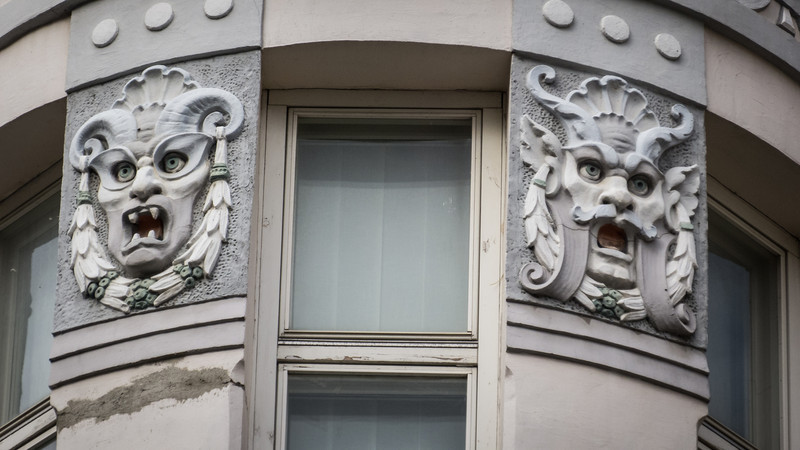 Jugendstil Demons, Tallinn