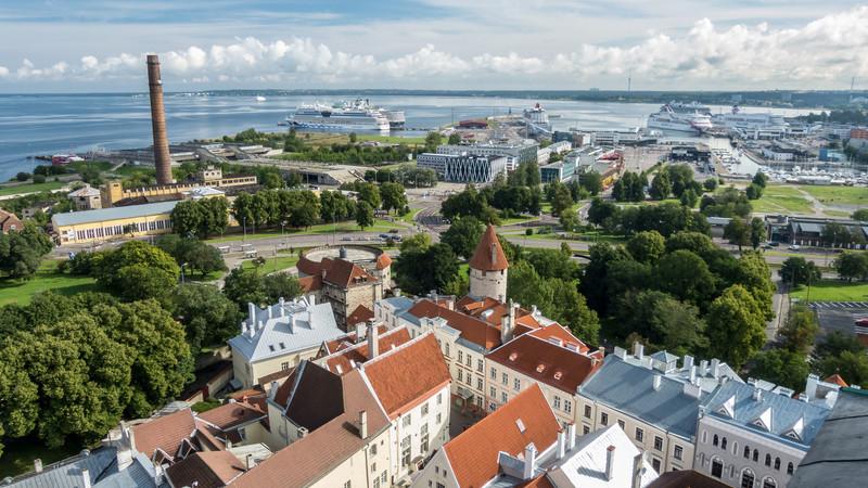 Tallinn Harbor