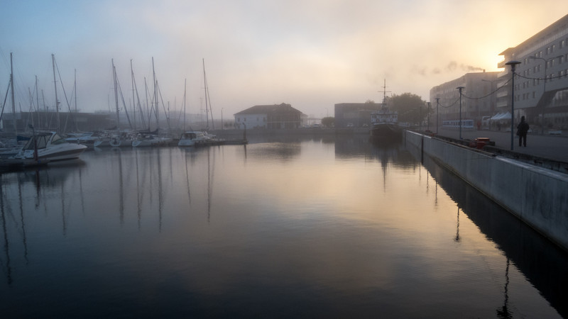 Morning Mist, Tallinn
