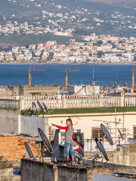 View from the Roof, Tangiers