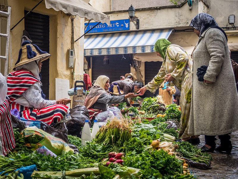 Transactions, Tangiers