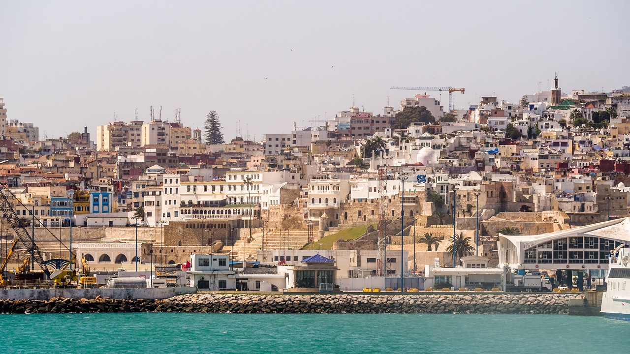 Tangiers and Harbor