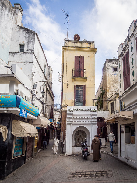 Skinny House, Tangiers