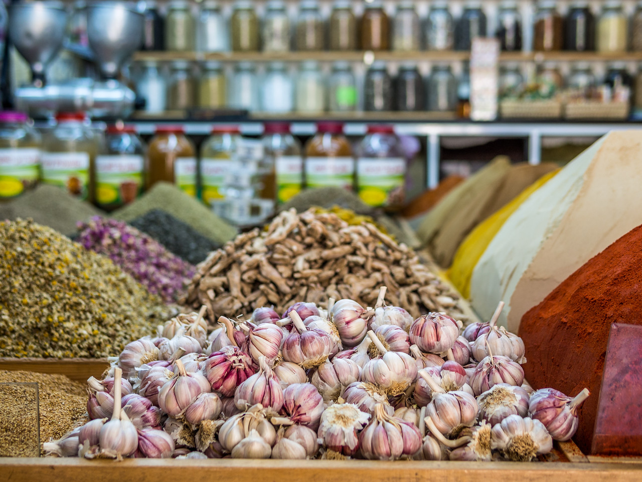 Garlic and Spices, Tangiers