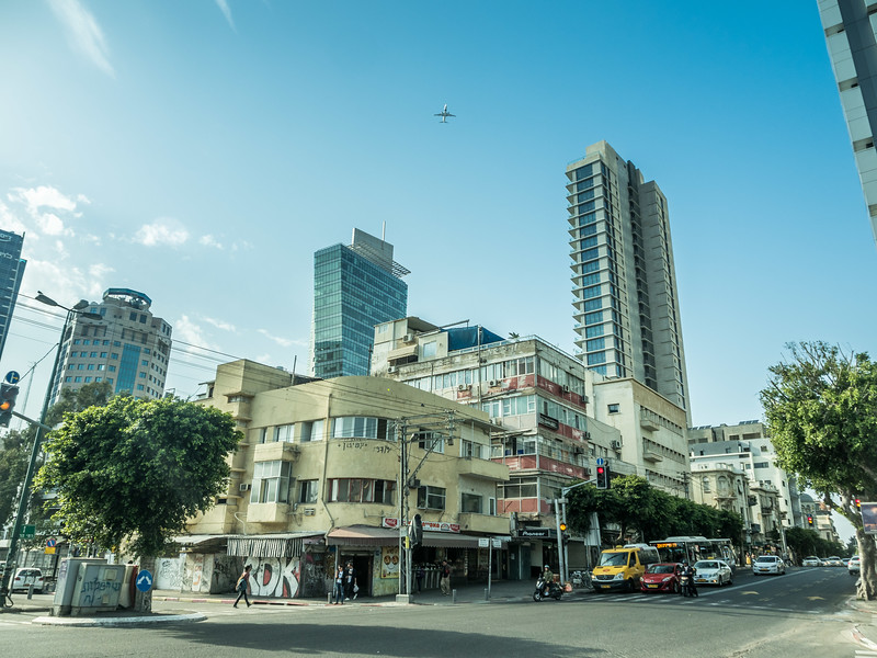 The Modern City, Tel Aviv, Israel