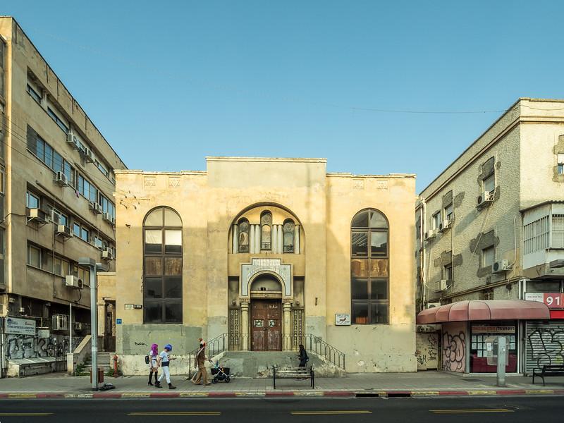 Bauhaus Synagogue, Tel Aviv, Israel