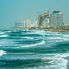 The Windy Shore, Tel Aviv, Israel