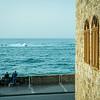 Windows and the Sea, Jaffa, Israel