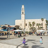 St. Peter's Church and Square, Jaffa, Israel