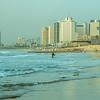 Sunset Surfer, Tel Aviv, Israel
