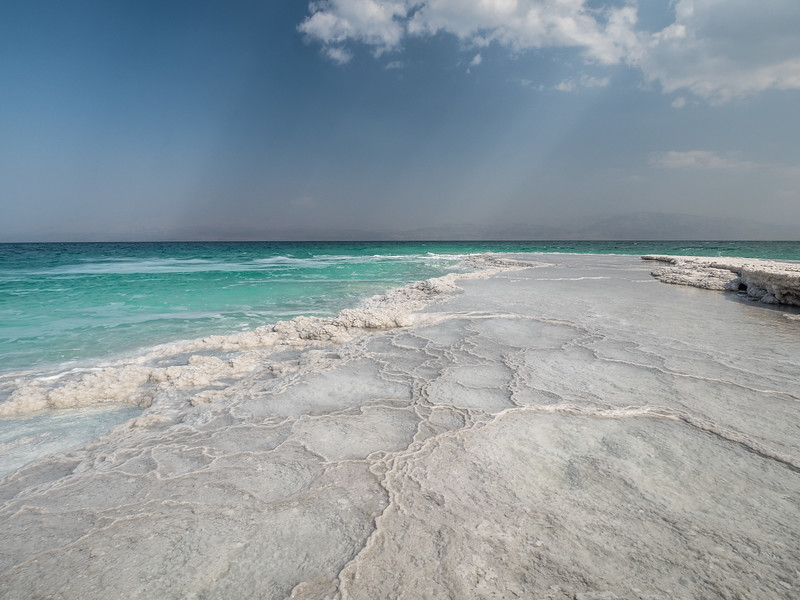 The Salt and the Sun, Dead Sea, Israel