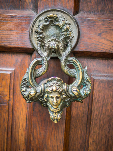 Bran Castle Door Knocker