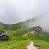 Cabins in the Mist, Bucegi