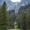 The Path of the Cable Car, Bucegi