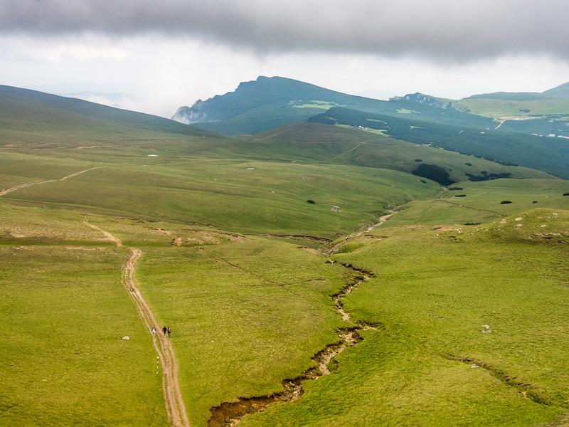 Greenways atop the Mountains, Bucegi, Romania