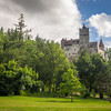 Bran Castle and Gardens