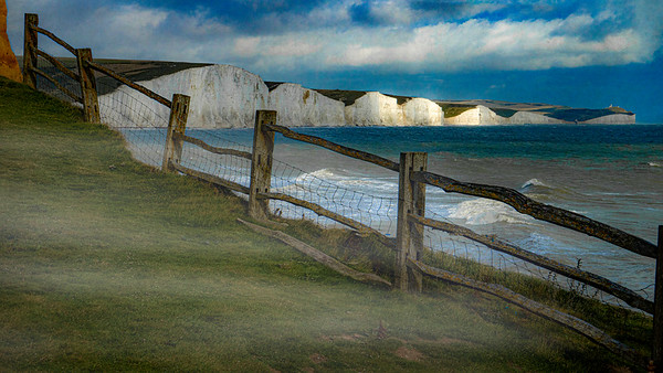 The Seven Sisters From Hope Gap