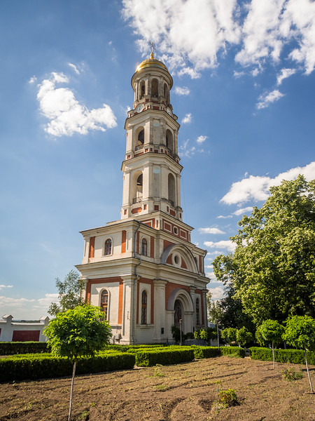 The Great Belltower, Noul Neamt Monastery, Transnistria