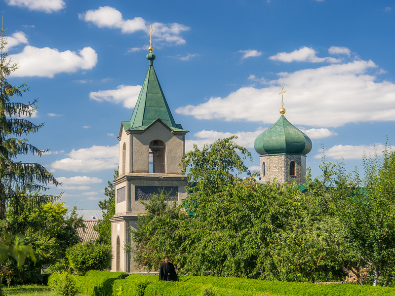Small Church at the Noul Neamt Monastery, Transnistria