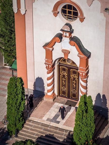 Priest at the Door, Transnistria