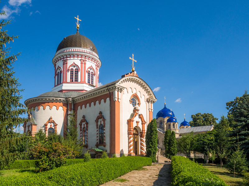 Church Buildings of the Noul Neamt Monastery, Transnistria