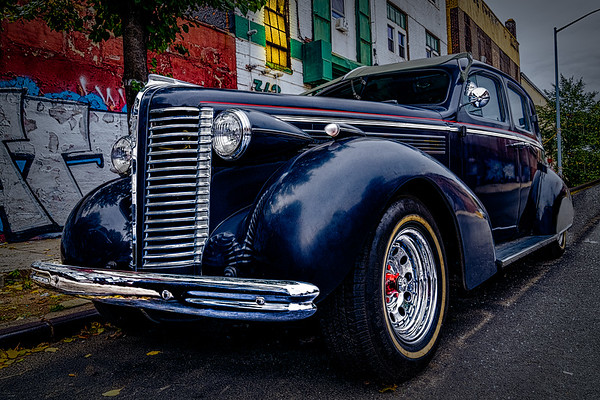 Classic Vintage Buick