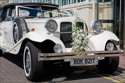 With This Car, I Thee Wed!