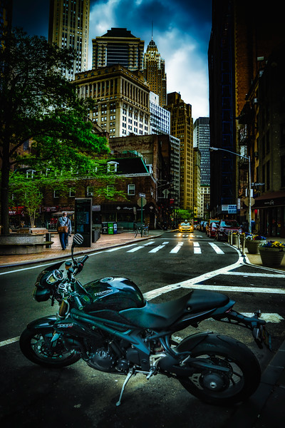 Lower Manhattan Transport