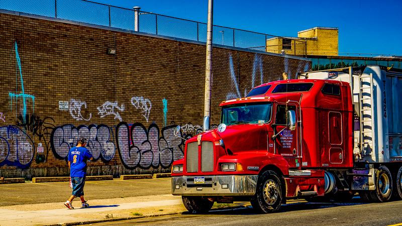 Bushwick Trucker