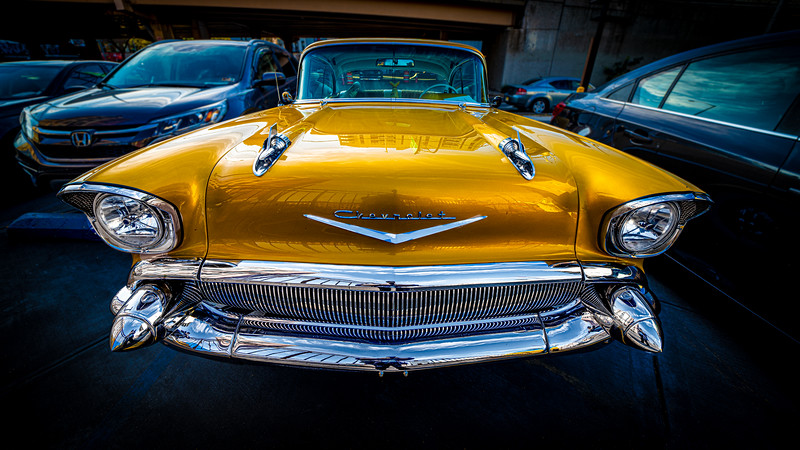 Yellow Chevy